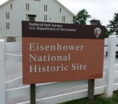 Visiting the Eisenhower National Historic Site