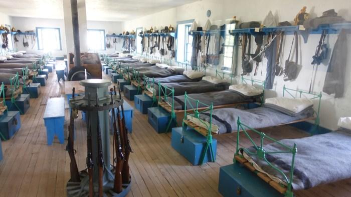 Infantry Barracks