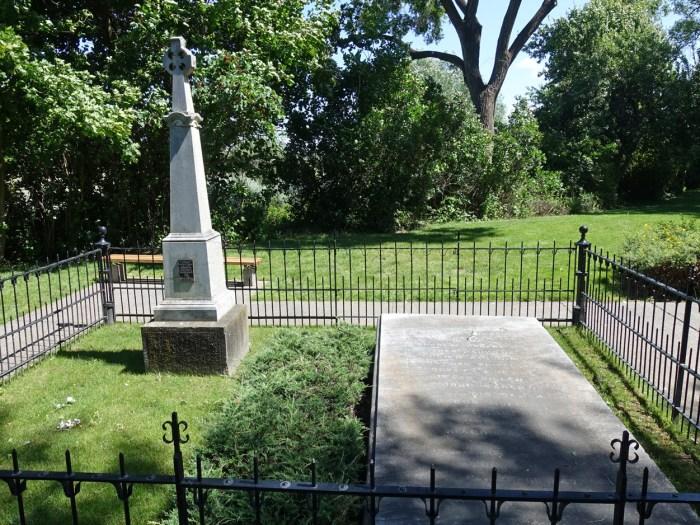 Whitman Gravesite