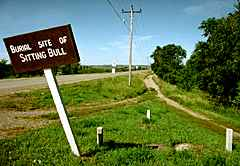 Sitting Bull Gravesite