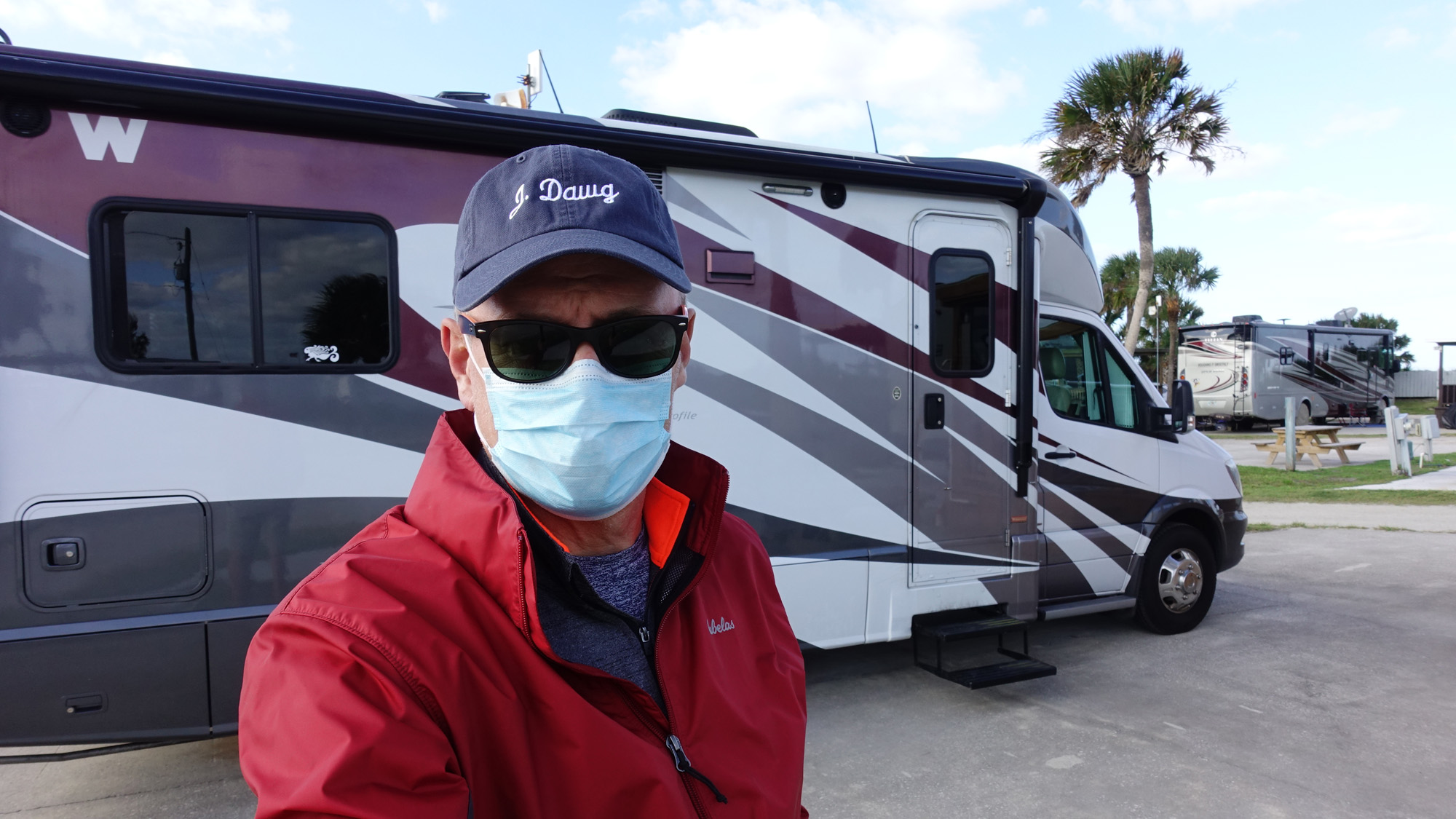 Traveling During Wave 2 of the 2020 Covid Pandemic - J. Dawg Journeys