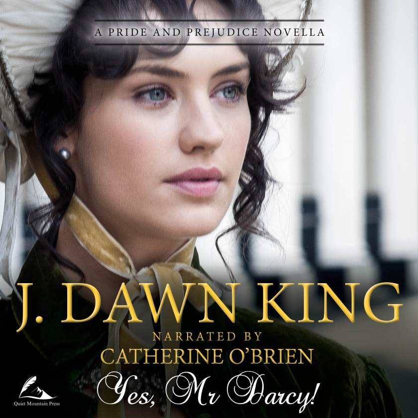Yes Mr Darcy Cover AUDIO
