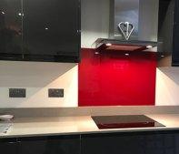 Composite kitchen worktops