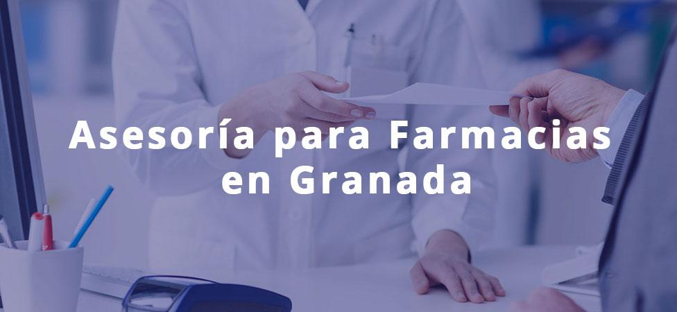 asesorias para farmacias en granada