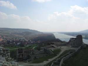 Devin and the Danube