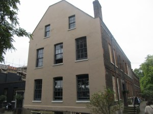 Deptford: the Master Shipwright's house