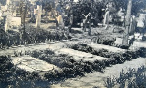 1910 Cathcart's Hill cemetery
