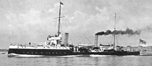 HMS Spanker. Ooh, matron.