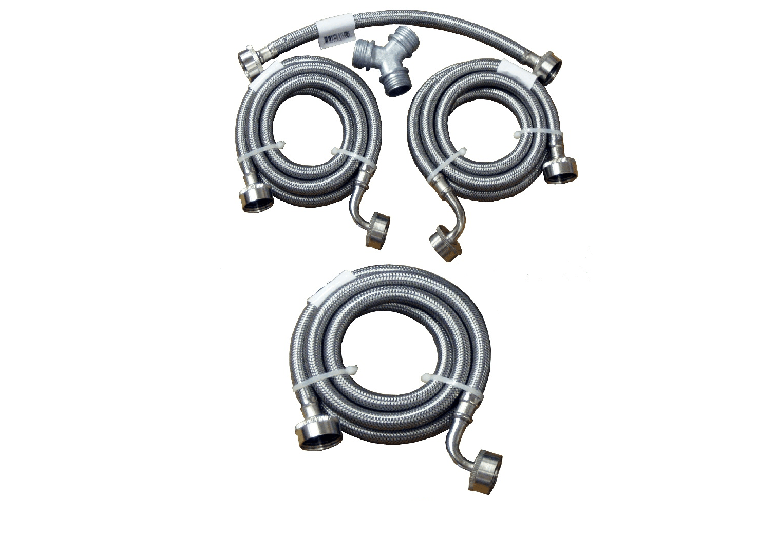 Ws5ss4stm Stainless Steel Steam Installation Kit Includes