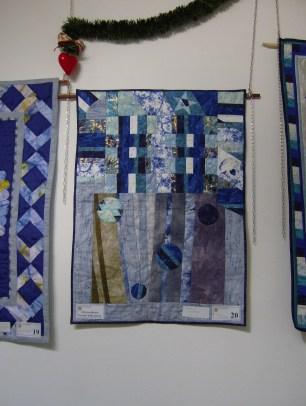 won 3° prize - my quilt Verità Nascoste