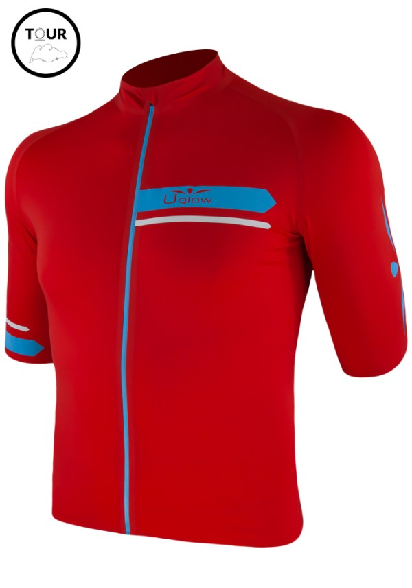 Maillot de ciclismo Uglow