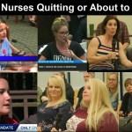 Veteran Nurses Are Quitting Rather Than Take Experimental Jab