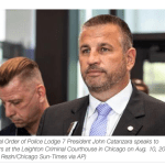 Illinois: Chicago Police Union Head Urges Members To Defy Vaccine Mandate, Warns Force To Shrink 50% This Weekend