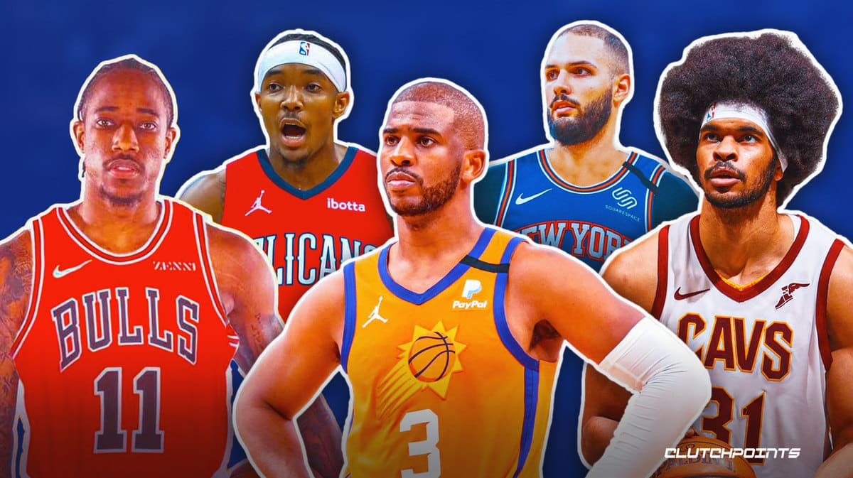 Winners and Losers of 2021 NBA Free Agency