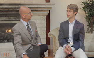 JD Interview Ryan Goldsher