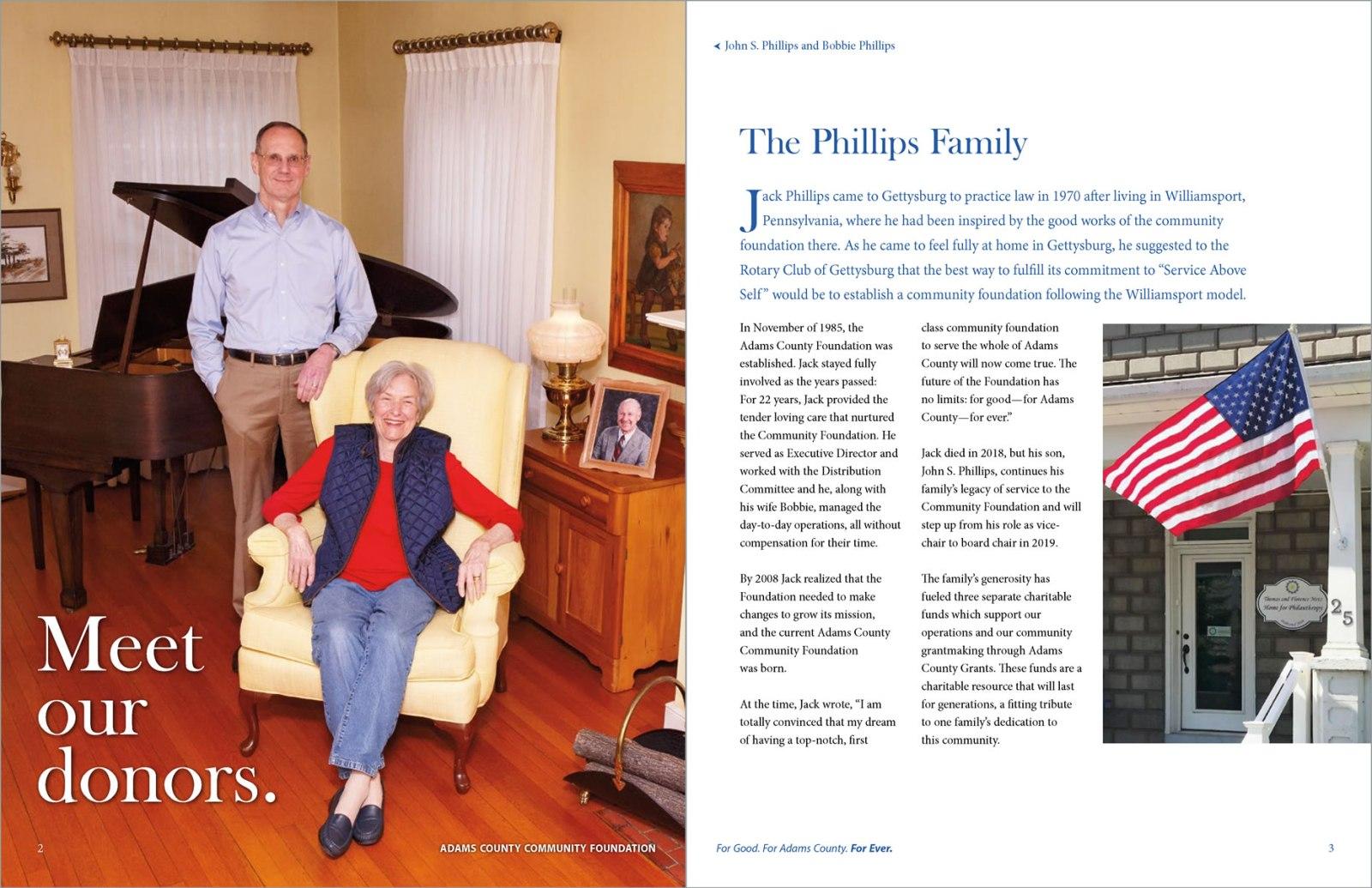 Adams County Community Foundation Annual Report