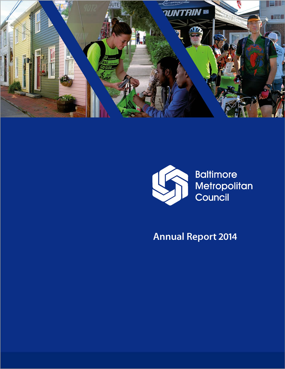 Baltimore Metropolitan Council Annual Report 2014