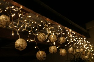 little lights and lanterns