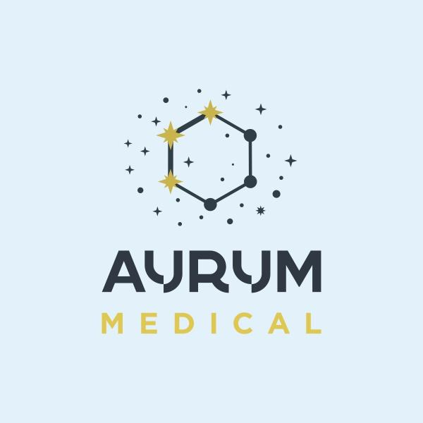 Логотип Aurum medical