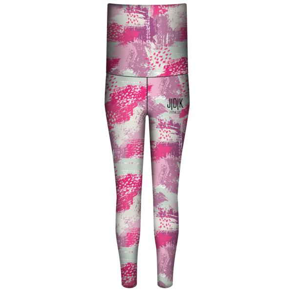 Pink Punch Maternity Leggings