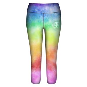 Rainbow Haze Capris