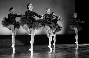The Senior ballet perform Palladio for the Pasley Ballet School recital at the Chester Fritz Auditorium on Saturday May 21, 2016 in Grand Forks, ND. (Joshua Komer/ Grand Forks Herald)