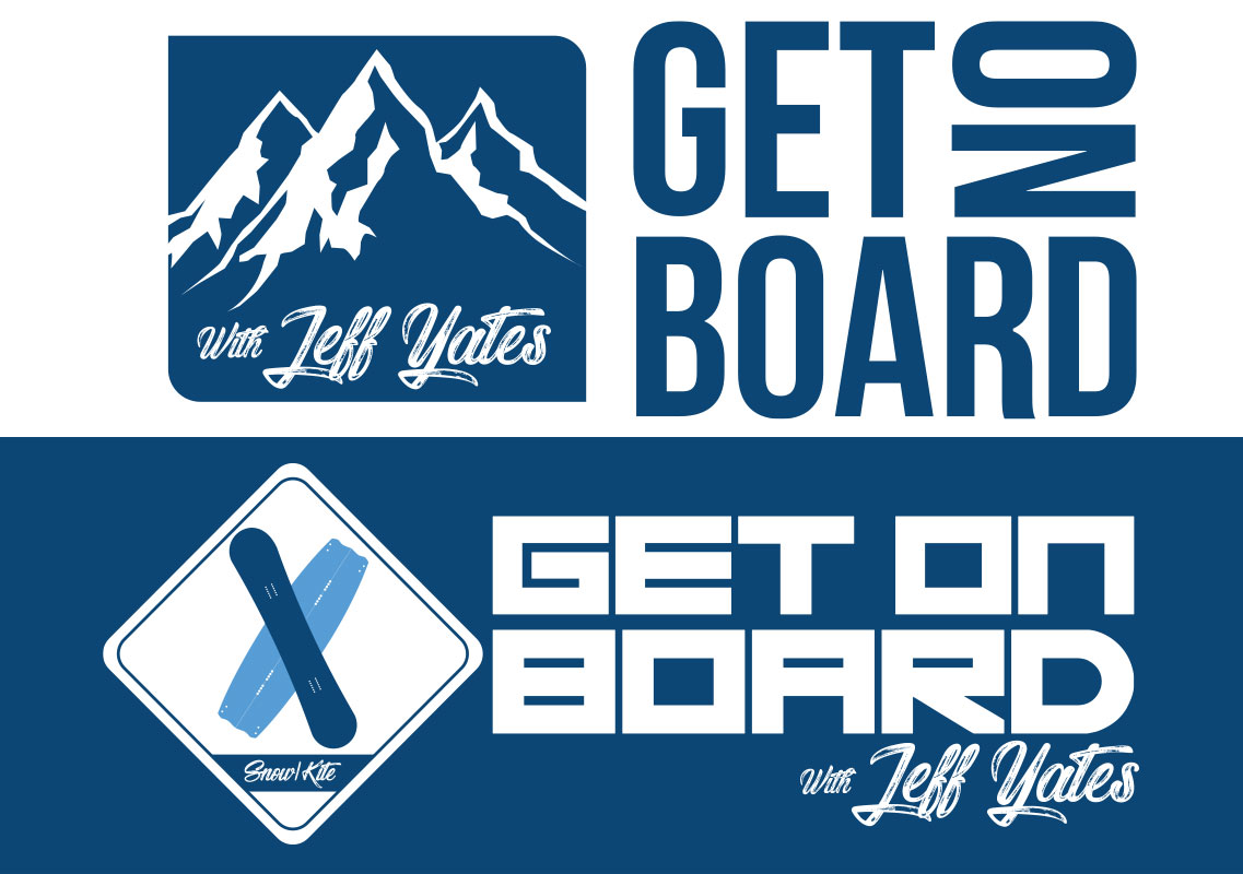 Logo concepts for Jeff Yates