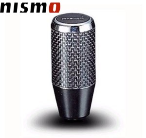Nismo Carbon Billet Aluminium Shift Gear Knob Nissan