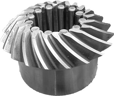 Bevel Gear Drive and Pins (LSA-105-AL-12) Image