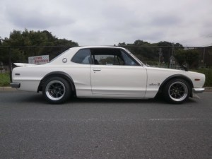 1972 Hakosuka GTX GT R Skyline - JDM CARS