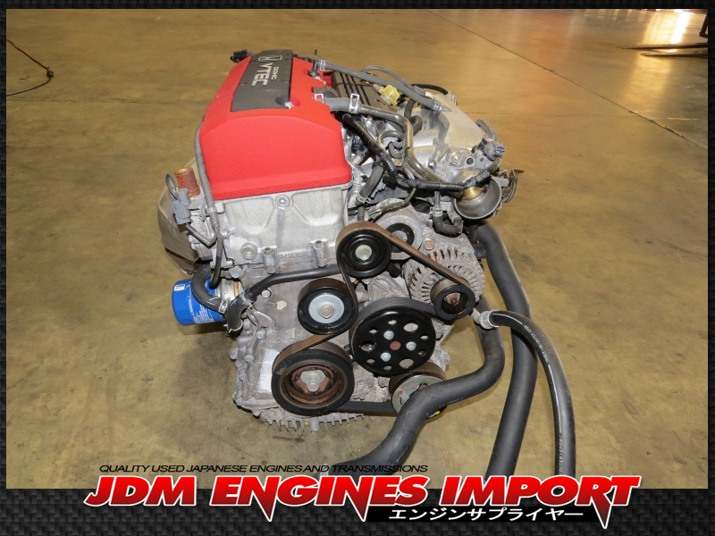 Jdm Honda S F20c Ap1 2 0l Dohc Vtec Engine 6 Speed