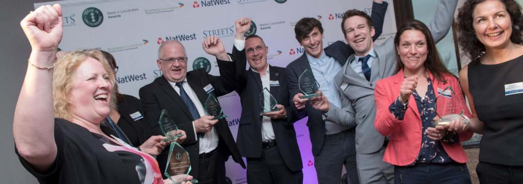 "JDM Food Group Wins ""Made In Lincolnshire Awards"" 2017"