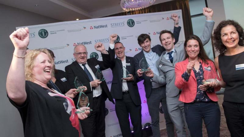 """JDM Food Group Wins """"Made In Lincolnshire Awards"""" 2017"""