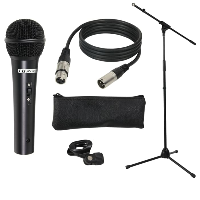 Mikrofonset