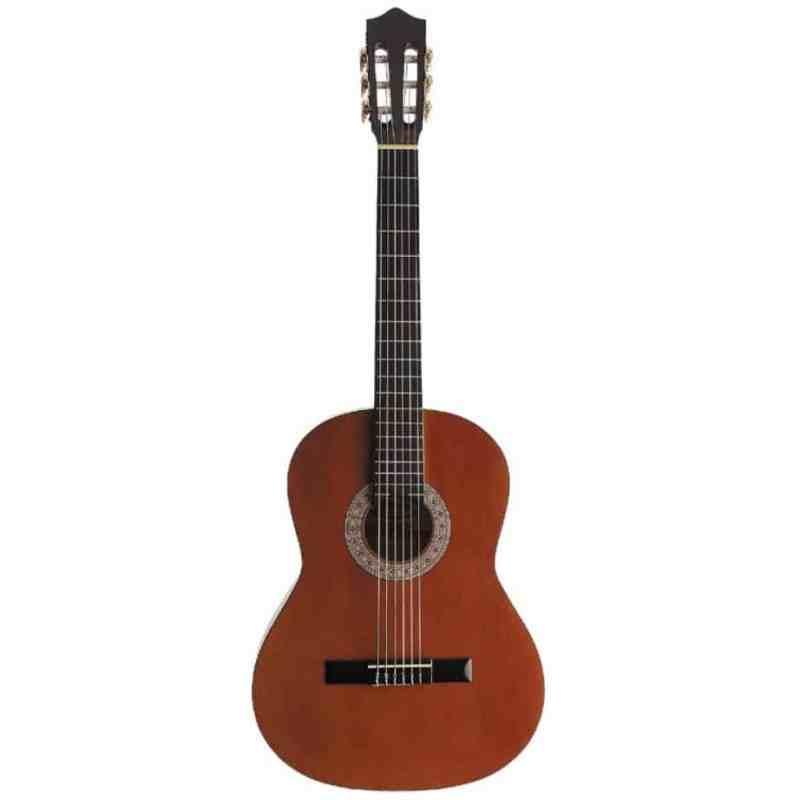 nylonsträngad gitarr för nybörjare