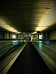 Airport on strike