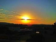 Sunrise over Palma