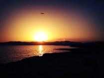 Sunset over Palma...