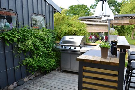 5 Simple & Affordable Tips for a DIY Outdoor Kitchen
