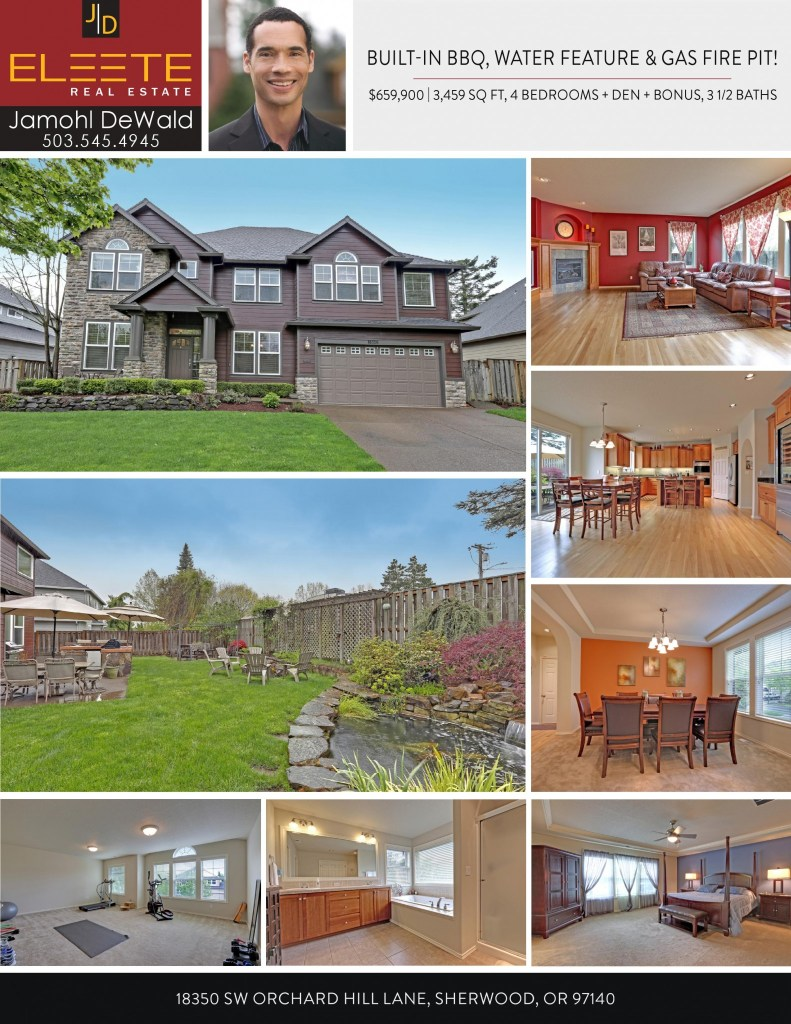18350 SW Orchard Hill Ln Sherwood, OR