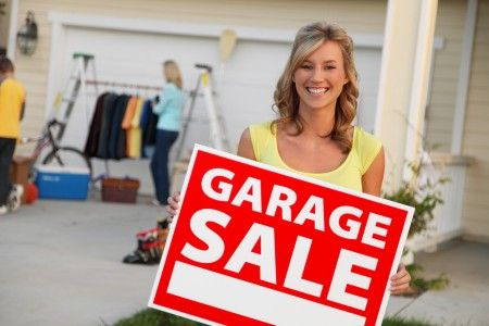 How to Declutter and Get Your Garage Ready for Home Sale