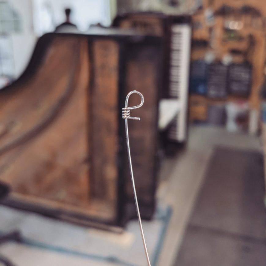 Piano repair service in Oakville, Ontario.