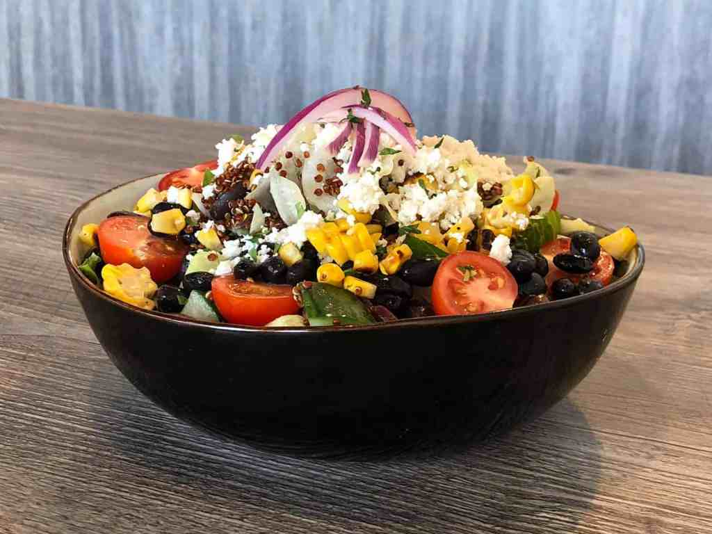 Fusion and favorites at LIT Café in Anaheim