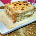 Sanduíche gratinado de presunto – Croque Monsieur