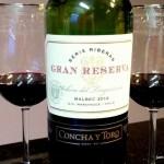 Vinho Tinto Malbec Gran Reserva