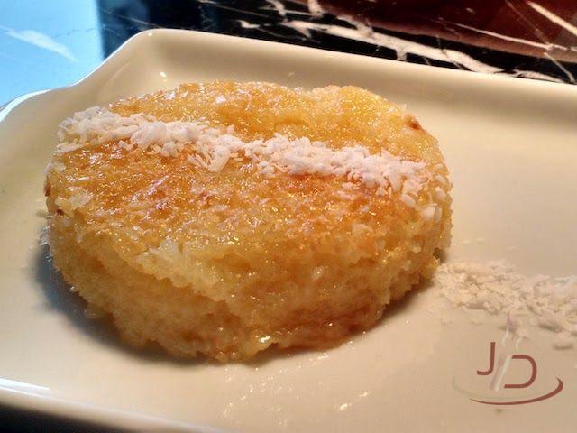 Cocada de Forno, o doce perfeito para refeições em família