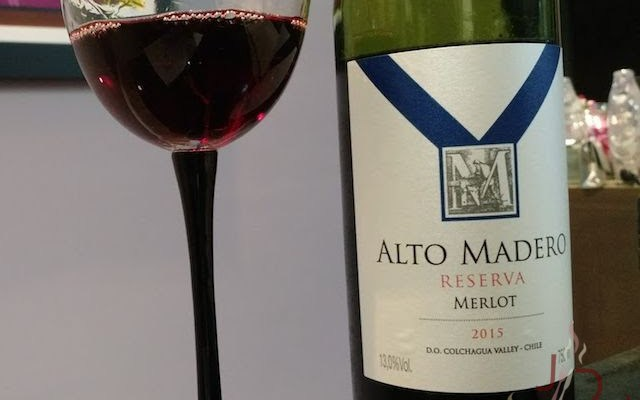 Alto Madero Merlot