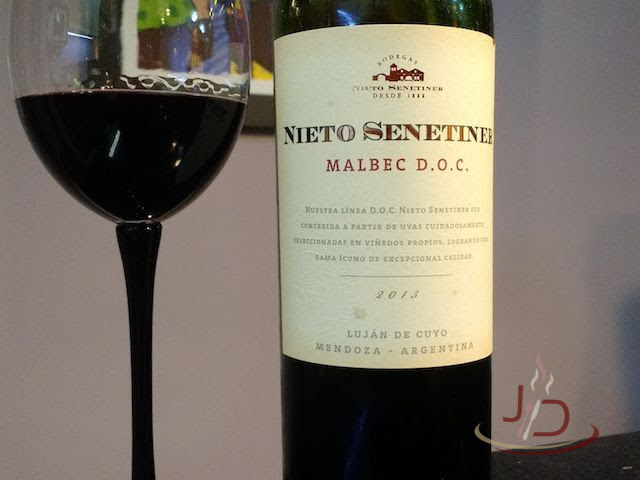 Malbec DOC da Nieto Senetiner