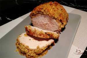 Receitas para o ano novo | Lombo de porco com crosta de sálvia