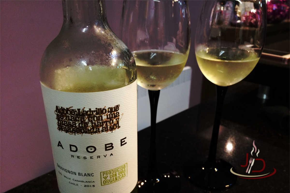Vinho adobe reserva